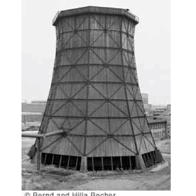 """THE PHOTOGRAPHERS BERND AND HILLA BECHER"": SCREENING PRESENTED BY HILLA BEACHER"