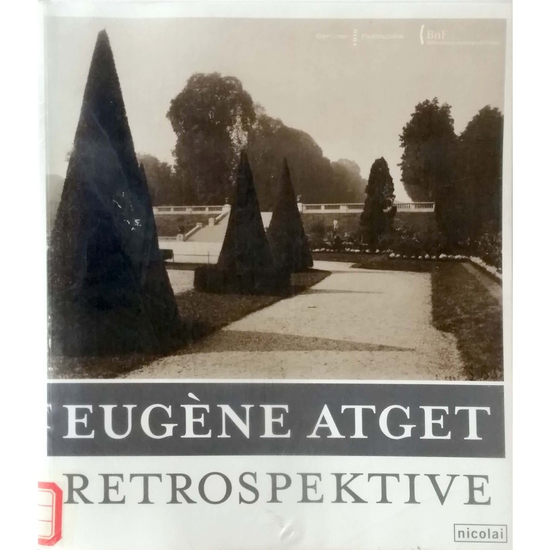 Eugene Atget-Masters of Photography Aperture